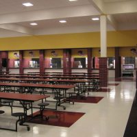 The most frightening place on earth: HIGH SCHOOL LUNCH ROOM (not for the faint of heart)